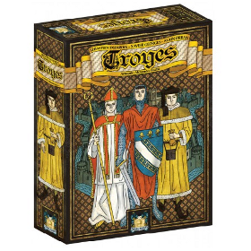 Troyes board game arena for Dujardin xavier